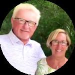 Photo of Bob and Jane Flynn