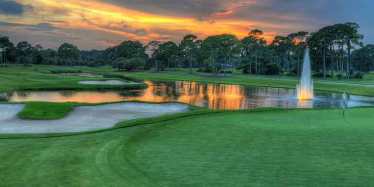 Plantation Bay Golf Course Ormond Beach