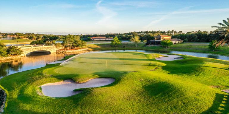 The Conservatory Community Golf Hammock Beach Area
