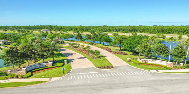The Conservatory Community Hammock Beach Area