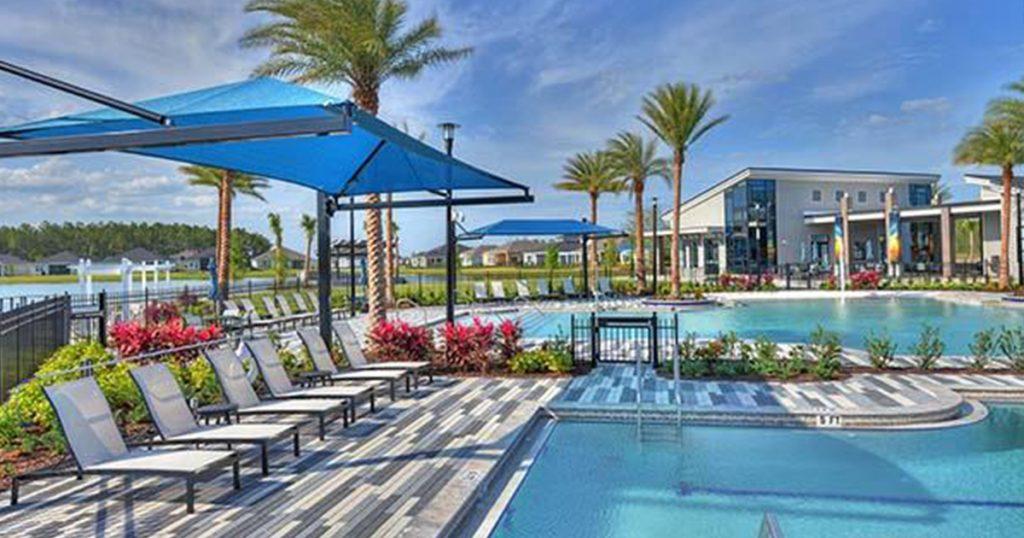 Mosaic Pool Daytona Beach