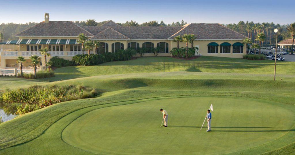 LPGA International 18th Hole Daytona Beach